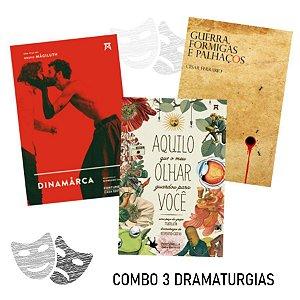 # Combo 3 Dramaturgias