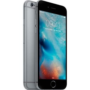 IPHONE 6S 128 GB CINZA ESPACIAL DESBLOQUEADO I0S9 3G/4G CAMERA 12MP - APPLE