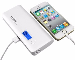 CARREGADOR UNIVERSAL PORTÁTIL POWER BANK