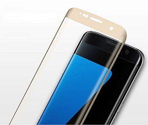 Película De Vidro Temperado Celular Galaxy S6 Edge Curva Glass