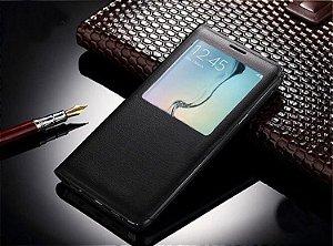 Capinha Flip Cover View Celular Samsung Galaxy S7 Edge