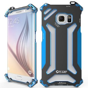 Capa Bumper Metal R-just Celular Samsung Galaxy S7 Edge