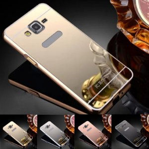 Capinha Bumper Espelhado Galaxy Gran Duos Prime G530 G531