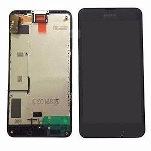 Display Lcd Tela Touch Celular Nokia Lumia 630 N630