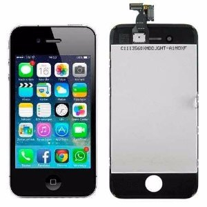 Display Tela Lcd Touch Screen Celular Iphone 4 4s Apple