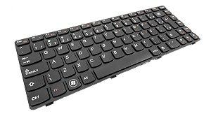 Teclado Notebook Compativel Lenovo V470 B470 G470 G475