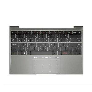 Carcaça Teclado E Touchpad Positivo Motion C41tc C4500c