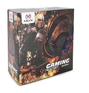 Fone De Ouvido Headset Gamer Mox Mo-hp50