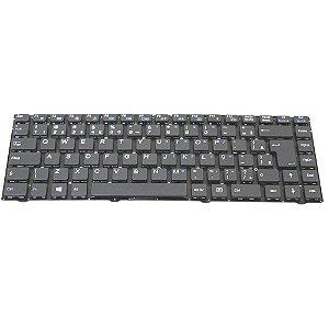 Teclado Compativel Notebook Itautec Pn 6-80-w2440-331-1