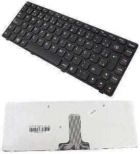 Teclado Lenovo Ideapad Z380 Z480 Z485 G480 G485 Br Com Ç