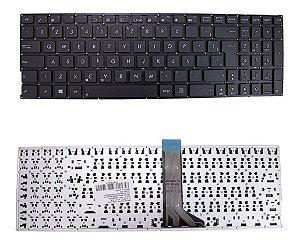 Teclado Para Notebook Asus X555u | Preto Abnt2