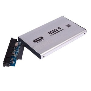 Case 2,5 Para'' Hd Notebook Sata Usb 2.0 As2