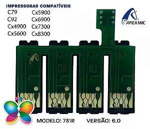 Chip Para Bulk Epson C79, C92, Cx4900, Cx5600, Cx7300