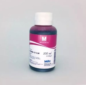 100 Ml - Tinta Corante Inktec Hp - Magenta - H0006 - Recarga