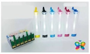 Bulk Ink Epson T50 T700w Tx720wd Tx730wd  P/ Técnico