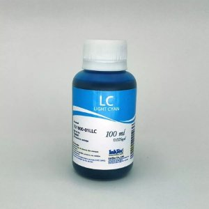 100 Ml - Tinta Corante Inktec Epson - Light Cyan - Eu1000