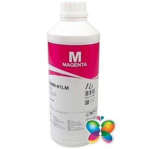 1 Litro - Tinta Corante Inktec Epson - Magenta - Eu1000
