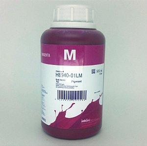 500 Ml - Tinta Pigmentada Inktec Hp - H8940 - Magenta