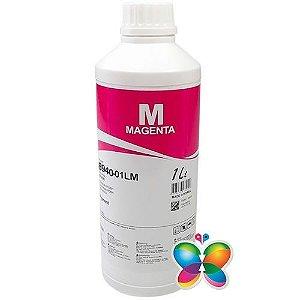 1 Litro - Tinta Pigmentada Inktec Hp - H8940 - Magenta
