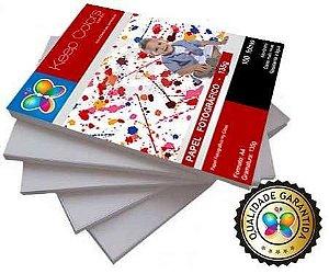 Papel Fotográfico 130g Hy-Glossy Prova Dágua 20 folhas A4