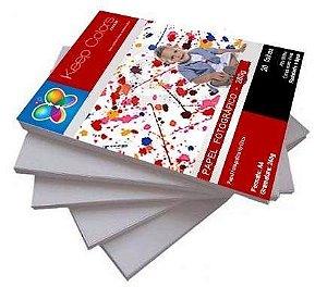 Papel Fotográfico 260g Hy-Glossy Prova Dágua 500 folhas A4