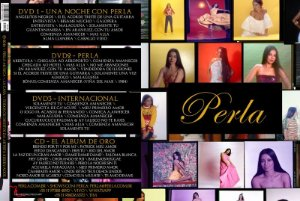Perla Paraguaia - Box Perla \ 3 DVDs e 1 CD