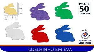 KIT COELHO EM EVA - PCT 50/Unid