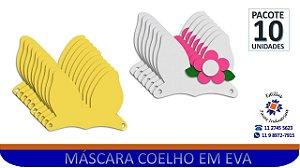 MASCARA COLEHO DA PÁSCOA EM EVA