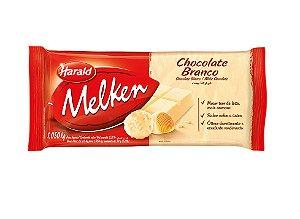 HARALD MELKEN BARRA CHOCOLATE BRANCO 1,05KG