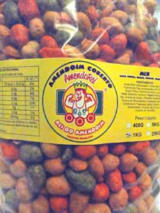 Amendoim Japonês Mix 1kg