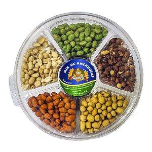 Mix de Amendoins Bandeja 550g