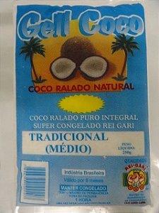 Coco Tradicional (Médio) Gell Coco 250g