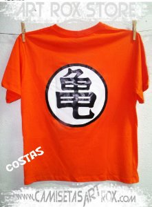 CAMISETA DRAGON BALL Z - MESTRE KAME