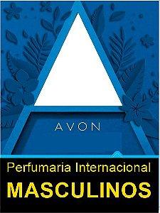 COLEÇÃO VIP AVON INTERNATIONAL - MASCULINOS