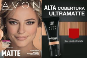 AVON TRUE COLOR FLAWLESS ULTRAMATTE BASE LÍQUIDA 30ml