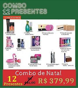 COMBO DE NATAL 12 PRESENTES [EXCLUSIVO]