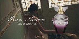 AVON RARE FLOWERS NIGHT ORCHID EAU DE PARFUM 50ml