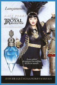 KATY PERRY BY KILLER QUEEN'S ROYAL REVOLUTION 50ml