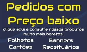 PAPEL TIMBRADO | 500 folhas  (ARTE PRONTA)