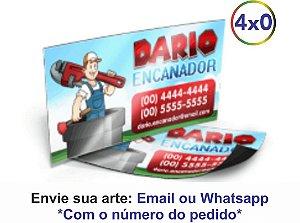 IMÃ PORTA DE CARRO - Válido com arte Pronta