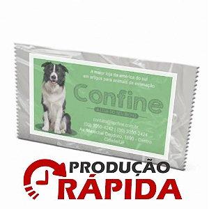 ÍMÃS DE GELADEIRA CORTE RETO |VERNIZ TOTAL FRENTE (BORDA BRANCA) ENSACADOS INDIVIDUALMENTE