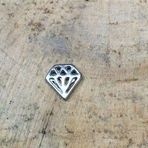 Pingente Cápsula Diamante