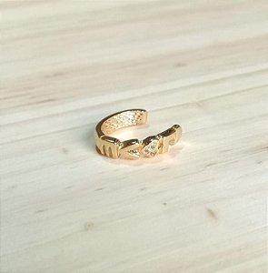 Piercing Fake Love Dourado