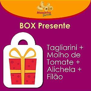 Box Presente - 4 pessoas