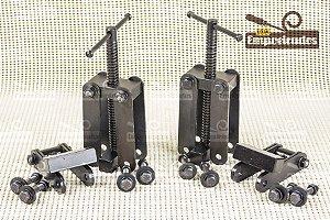 Ferragens para Grampo Prensa Plus - 2 peças