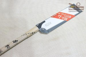 Serrote Japonês Kataba Cross Cut Super Fino 225mm - ZetSaw