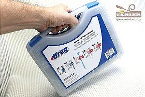 Kit de Parafusos KREG Mais Usados - 675 unidades