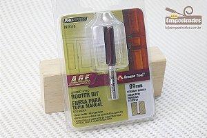 Fresa AGE™ Pro-Series Amana Tool - Reta/Paralela 9mm [FR118]