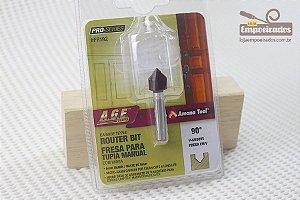 Fresa AGE™ Pro-Series Amana Tool - V-Groove 90° [FR192]