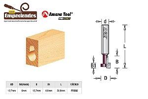 Fresa Key Hole / T 12,7mm tipo Trilho T-Track  Amana Tool - [FR202]
